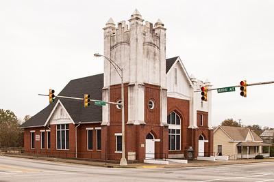Thompson Centennial Church, Anderson