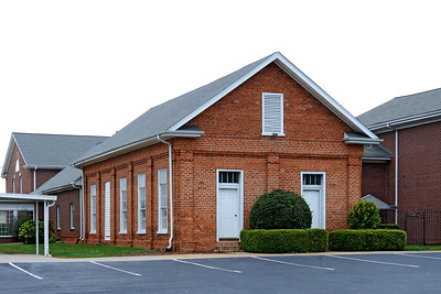 Mount Pisgah Baptist Church, Easley