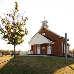 Big Creek Baptist Church, Williamston