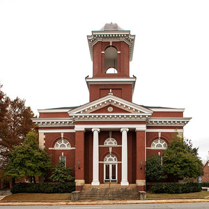 St. John's United Methodist Church, Anderson