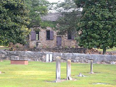 Old Stone Church, Pendleton