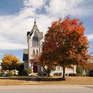 Trinity United Methodist Church, Honea Path