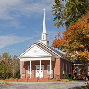 Roberts Church, Anderson