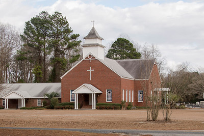 Mt. Pleasant Lutheran Church, Ehrhardt