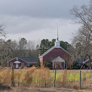 St. John's Baptist Church, Ehrhardt