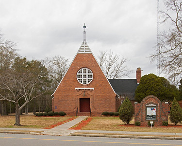 St. Philip's Episcopal Church, Vorhees College