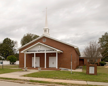 Macedonia Baptist Church, Blackville