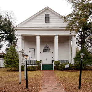 Old Presbyterian Church, Barnwell