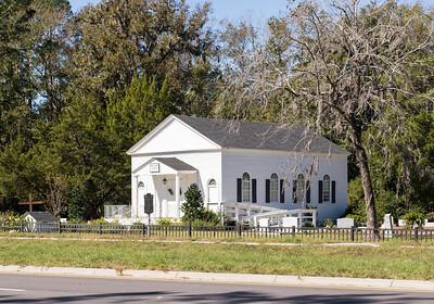 St. Luke's Church, Bluffton