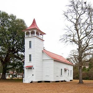 Pineville Chapel, Pineville