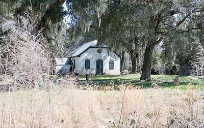 Strawberry Chapel, Berkeley County