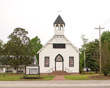 Pinoppolis Methodist Church, Pinoppolis