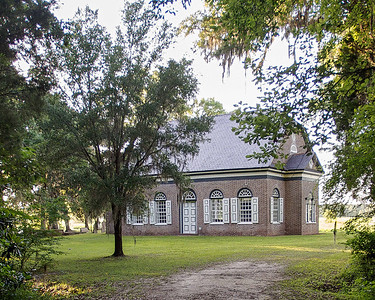 Pompion Hill Chapel, Huger
