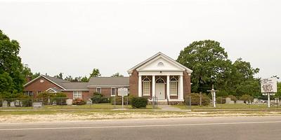 Friendship Methodist Church, Cross