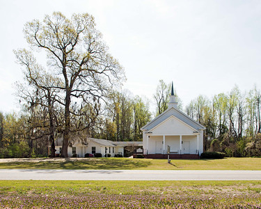 Shady Grove Church, Cameron
