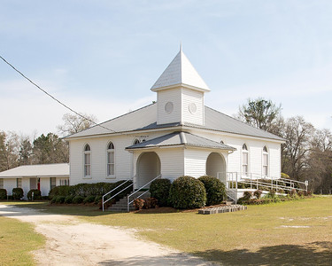 Sandy Run Church, Gaston