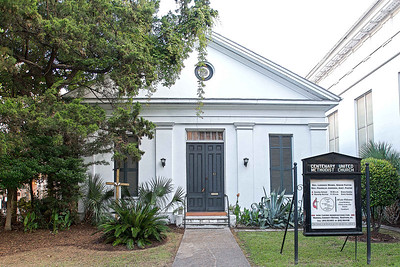 Centenary United Methodist Church, Charleston