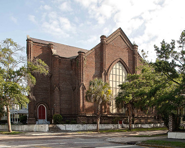 Fourth Baptist Church, Charleston