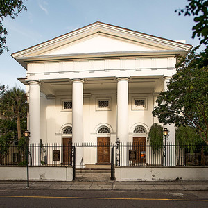First Baptist Church, Charleston