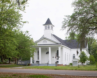 McClellanville Methodist Episcopal Church