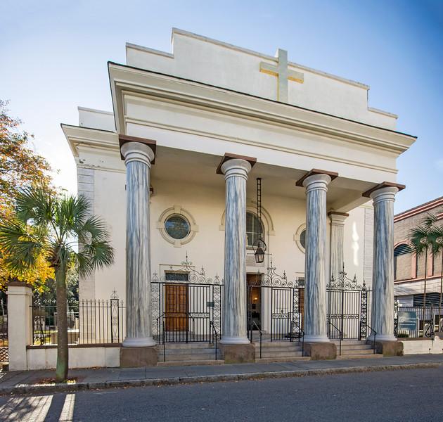 St. Mary's Catholic Church, Charleston