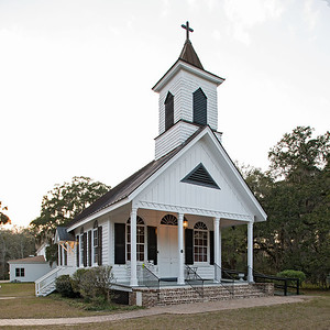 Trinity Episcopal Church, Edisto Island