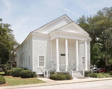 Mt. Pleasant Presbyterian Church, Mount Pleasant