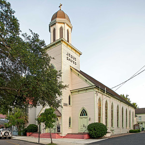 Central Baptist Church, Charleston