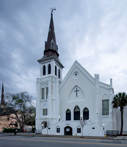 Emmanuel AME Church, Charleston