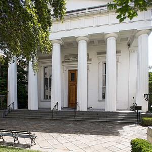 Kahal Kadosh Beth Elohim Synagogue , Charleston