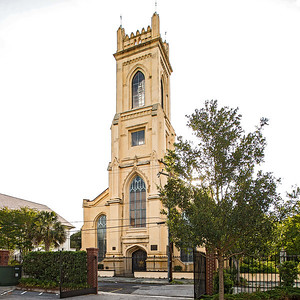 Unitarian Church, Charleston