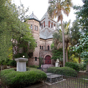 Circular Congregational Church and Parish House , Charleston