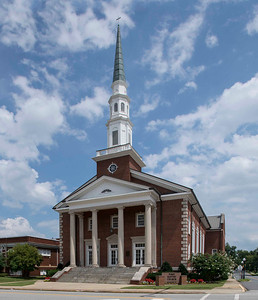First Baptist Church, Cowpens