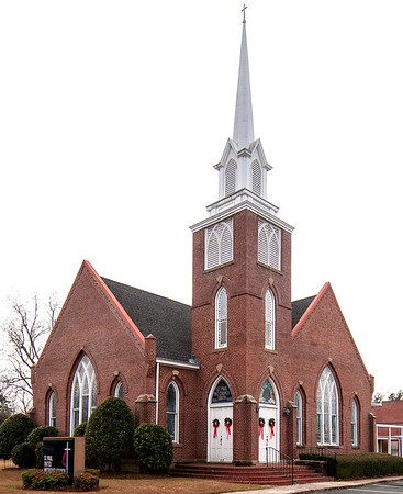 St. Paul's United Methodist Church, Chesterfield