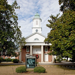 First Presbyterian Church, Cheraw