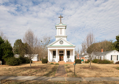 St. Peter's Catholic Church, Cheraw