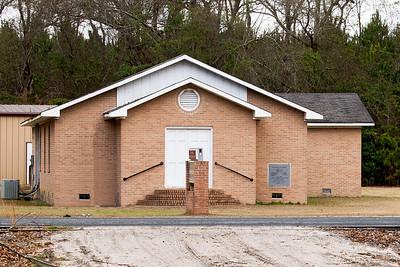 Mt. Nebo Baptist Church, Yemassee