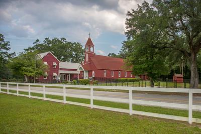 Catholic Hill Church, Ritter