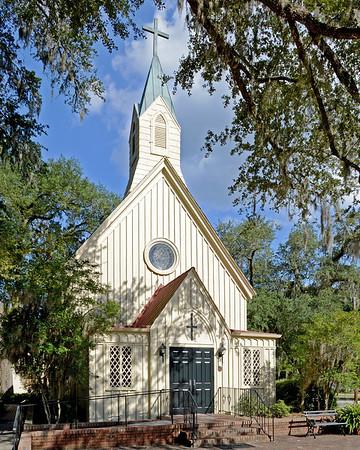 St. Jude's Episcopal Church, Walterboro