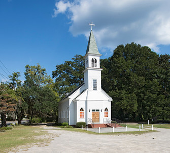 St. Peter's A.M.E. Church, Walterboro