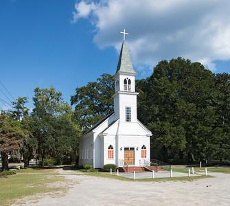 St. Peter's A.M.E. Church, Walterboro