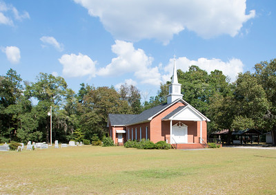 Green Pond United Methodist Church, Smoaks