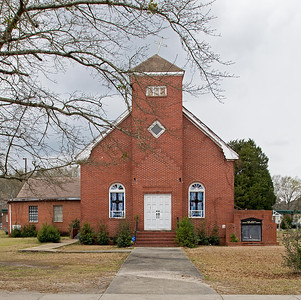 John Wesley Methodist Church, Lamar