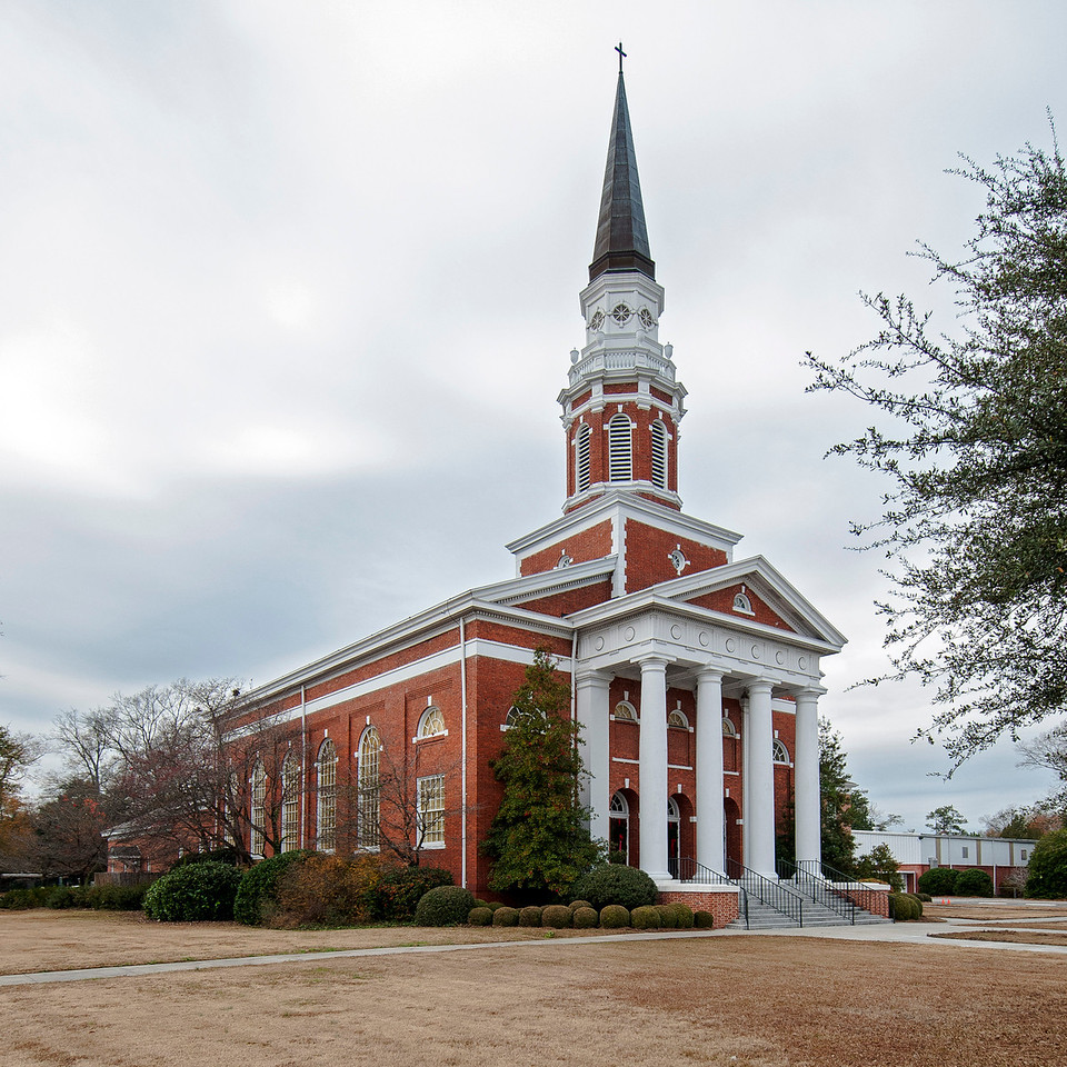 First Baptist Church, Darlington