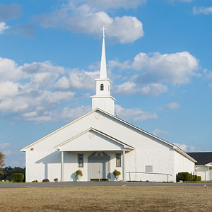 Flat Creek Baptist Church, Darlington