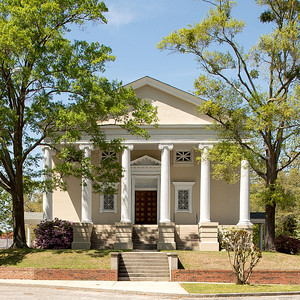 First Baptist Church, Hartsville