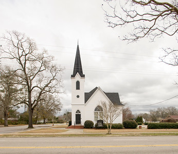Latta Presbyterian Church, Latta