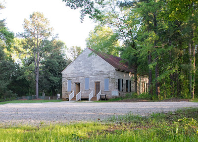 Horn Creek Baptist Church, Edgefield