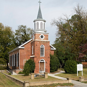 Trinity Episcopal Church, Edgefield