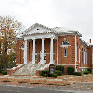 Johnston First Baptist Church